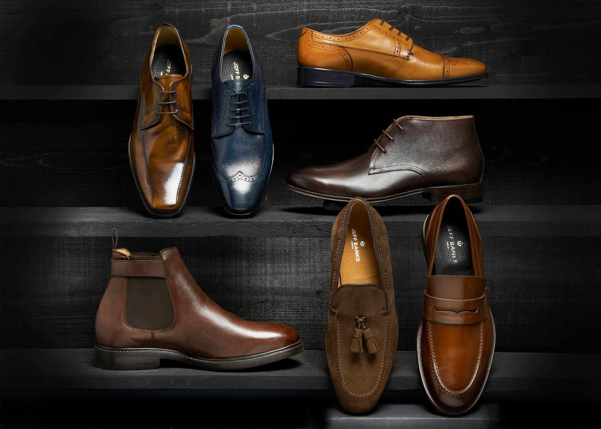 Jeff Banks Shoes Sale