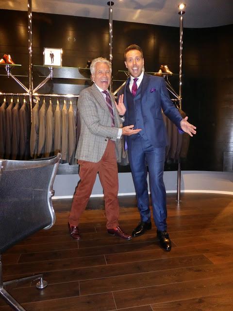 DANIEL KOEK GETS 'HIGH'