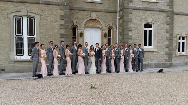 THE GERAINT THOMAS WEDDING